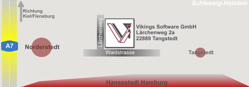Vikings Software LabVIEW Standort nahe Hamburg