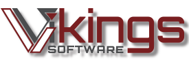 Vikings Software GmbH Retina Logo